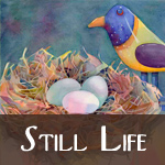 Still Life Watercolor Paintings